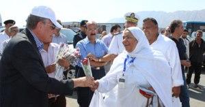 نصيب محافظة شمال سيناء 94 تأشيرة حج من بينها تأشيرتان للمشرفين.