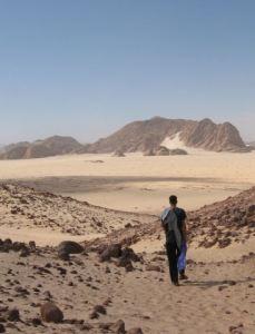 كم هي دافئٌة سيناء